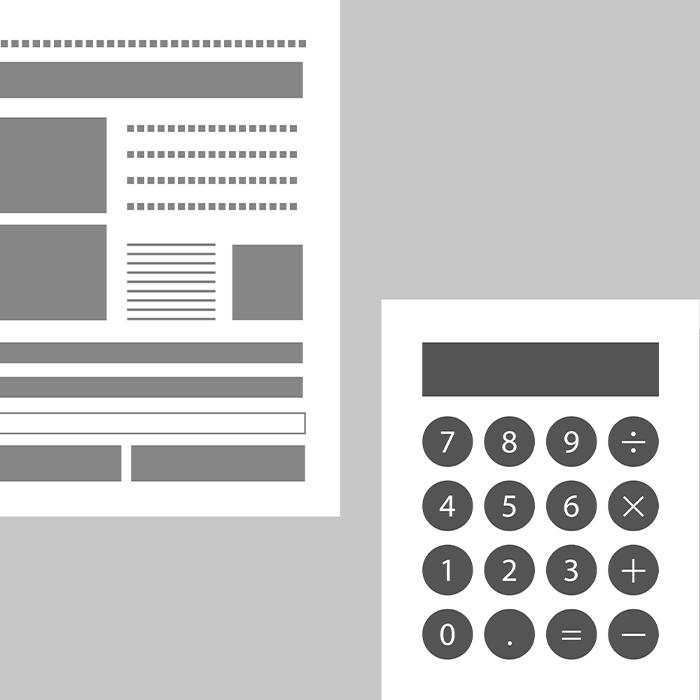 「資金計画を作成」イメージ
